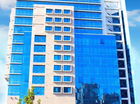 Отель Chirag Plaza & Business Center, Баку