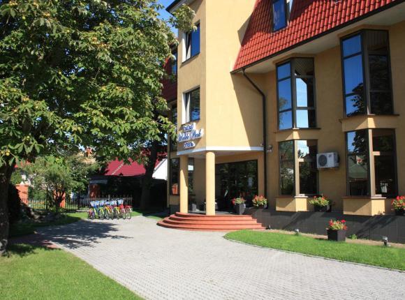 Отель Вальде Парк, Лесной