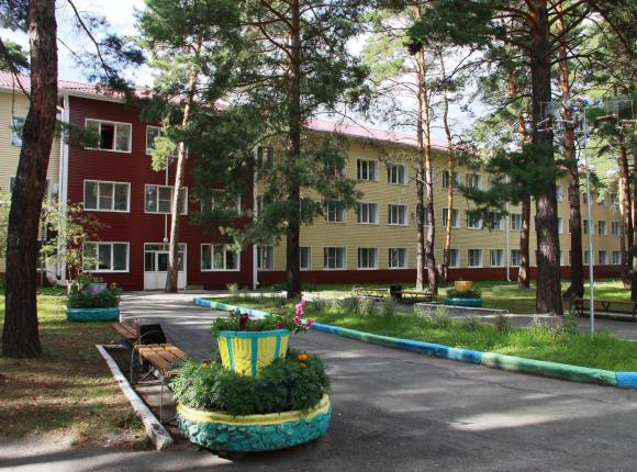 Санаторий Лесники, Курган