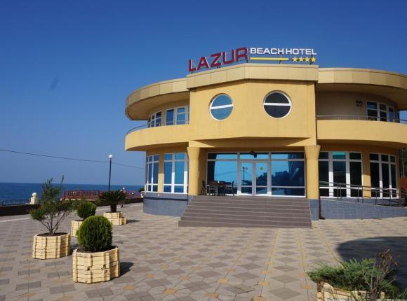 Курортный отель Лазурь Бич, Адлер
