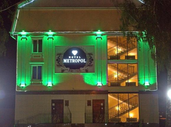 Отель Метрополь, Чебоксары