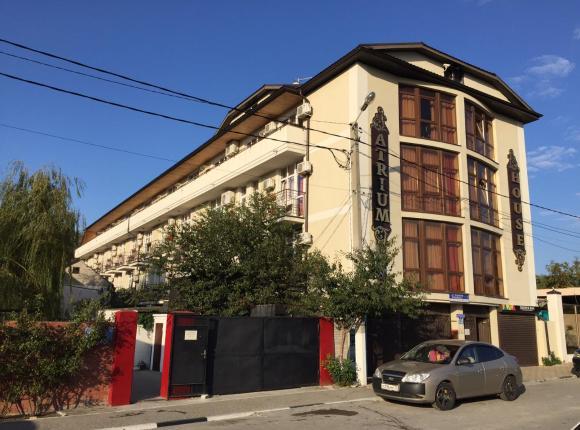 Отель Атриум, Дивноморское