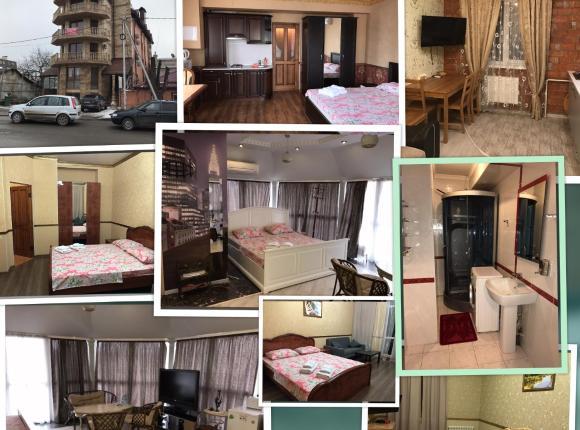 Apartment on Pervomayskaya 15, Пятигорск