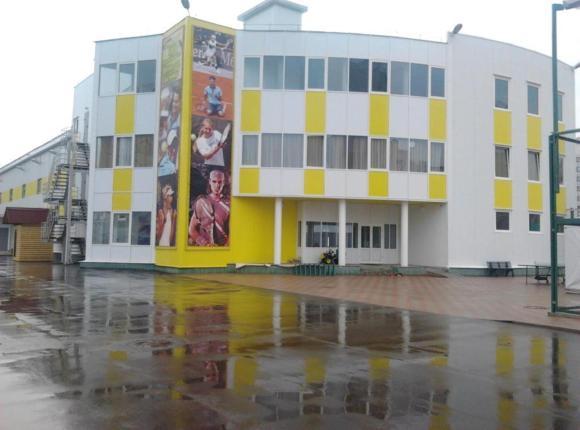 Гостиничный комплекс Слайс, Ярославль