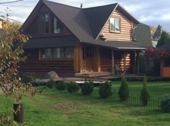 Загородный дом На Симферопольском шоссе, Щербинка