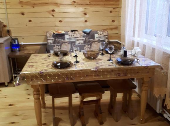Дом отдыха Находка, Байкальск