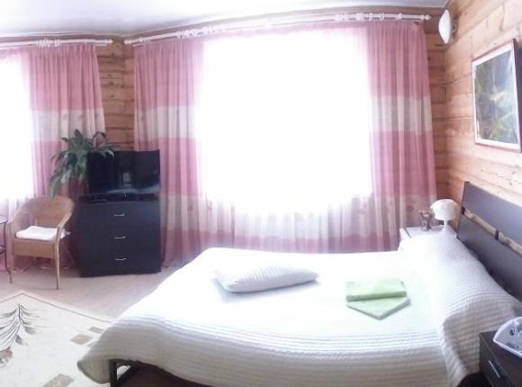 Отель Березка, Междуреченский
