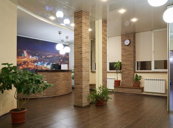 Отель Меркурий, Новосибирск