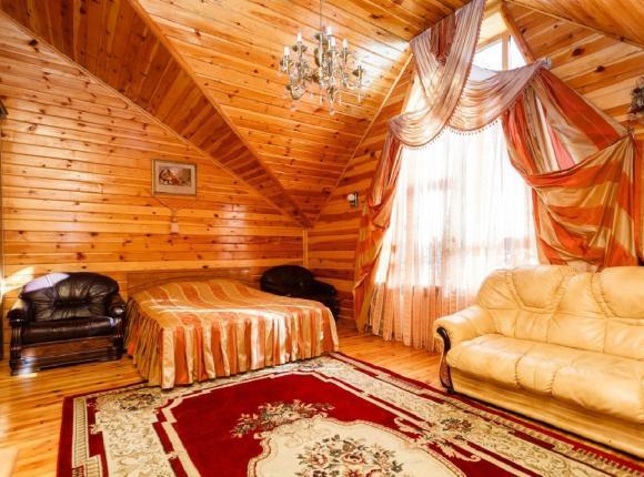 Отель Стелла, Домбай