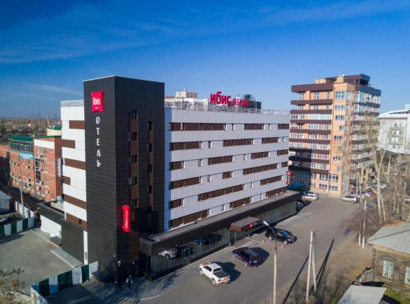 Отель Ibis Иркутск Центр