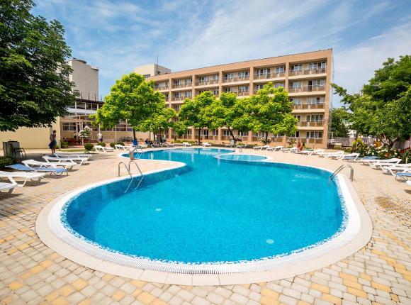 Курортный отель Де Ла Мапа, Анапа