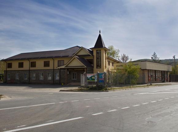 Мини-отель Чародейка, Каменномостский, Республика Адыгея