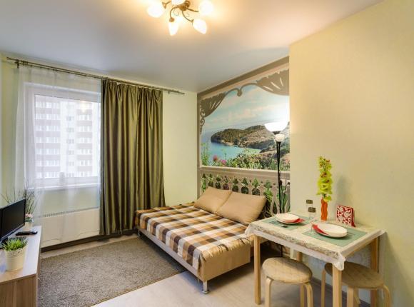 Апартаменты Южный Квартал, Щербинка