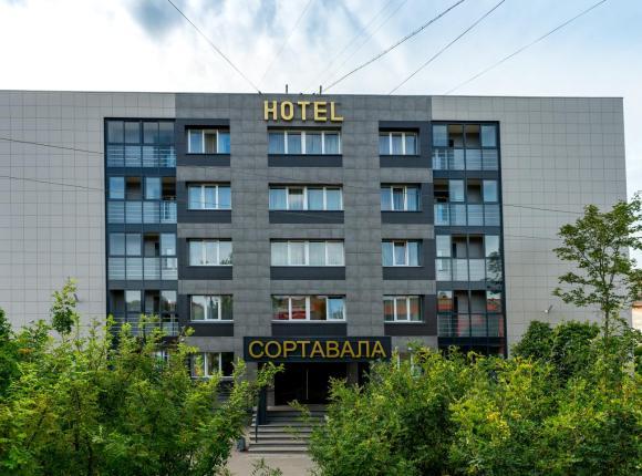 Гостиница Сортавала, Республика Карелия