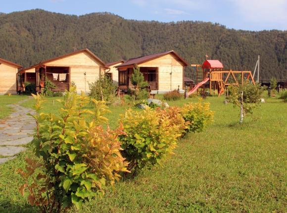 База отдыха АлтайРай, Чемал
