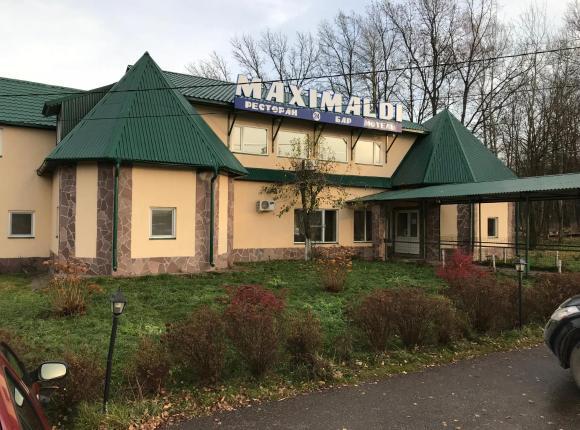 Отель Maximaldi, Верзилово