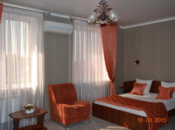 Отель Дружба, Бузулук