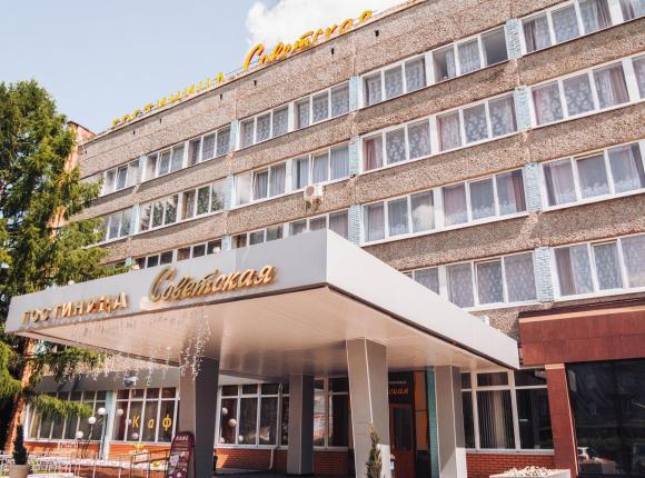 Отель Советская, Коломна
