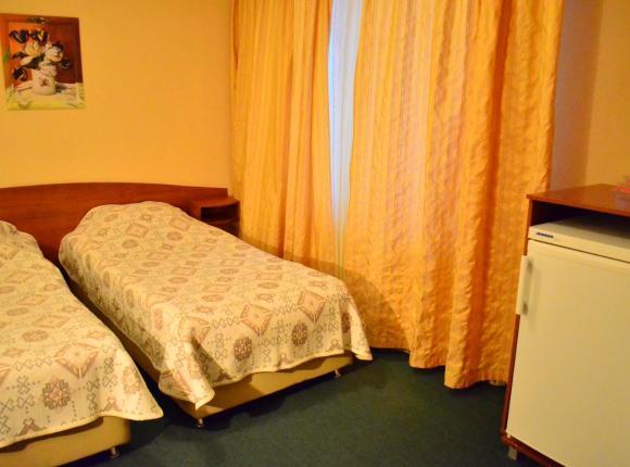 Отель Нега, Среднеуральск