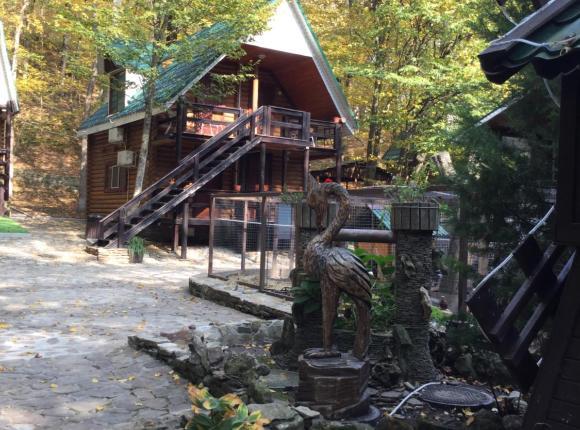 Гостевой дом Поместье холодный ручей, Горячий Ключ