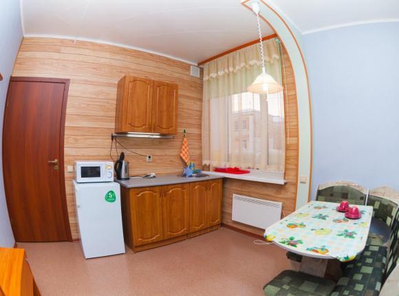 Гостиница Парковая, Кировск (Мурманская область)