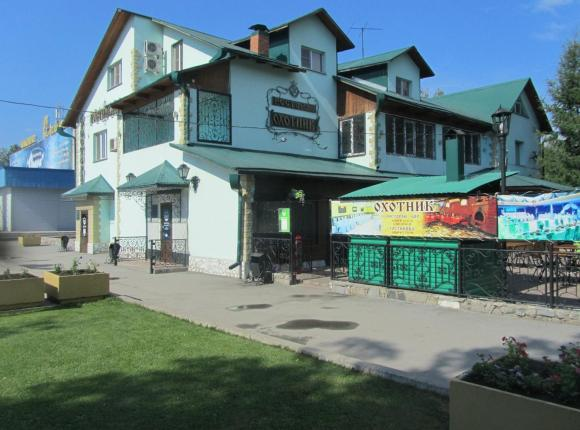 Мини-гостиница Охотник, Бердск