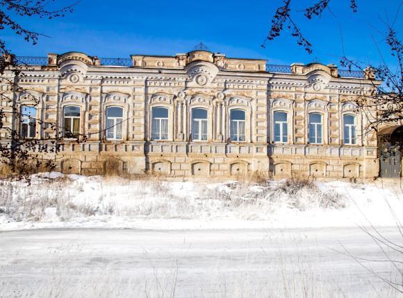 Хостел Купца Осипова, Троицк, Челябинская область