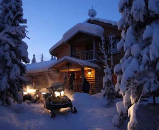 Гостевой дом Русская Лапландия, Ловозеро