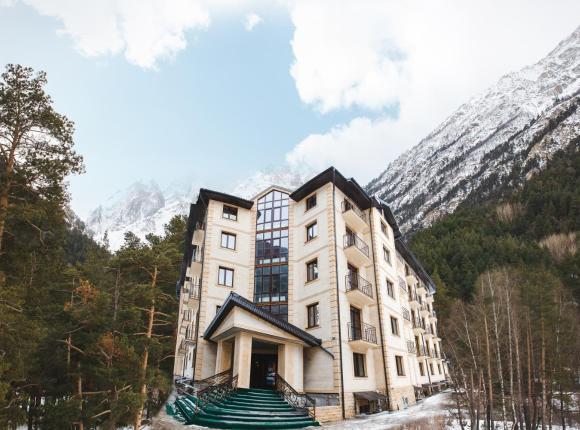Отель Elbrusplaza, Приэльбрусье
