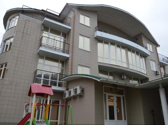 Отель Джеметинский, Анапа