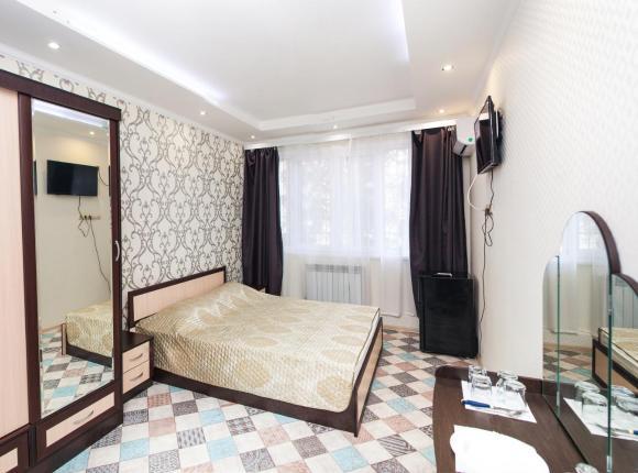Гостиница Пальмира, Сочи