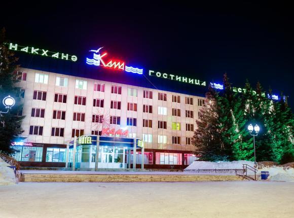 Отель Кама, Нижнекамск