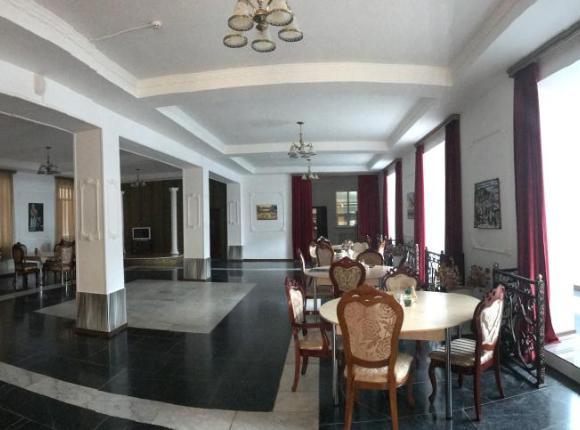 Отель Парма, Грозный