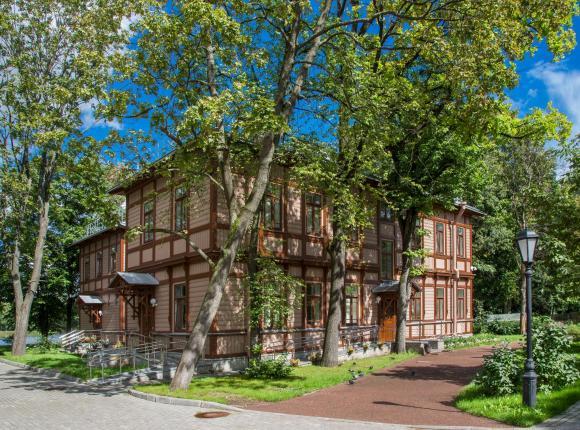 Гостевой дом На Малой Невке, Санкт-Петербург