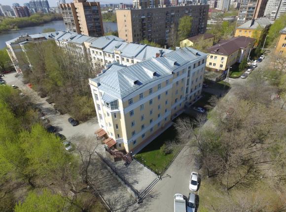 Санаторий Мельковский, Екатеринбург