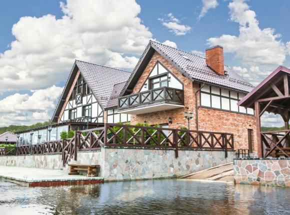 Отель FishDorf, Матросово