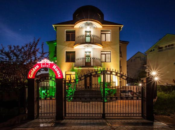 Отель Golden House, Сочи