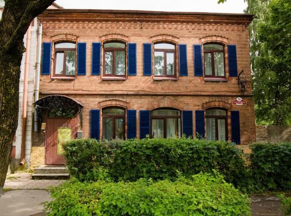 Гостевой дом Купеческий, Ивангород