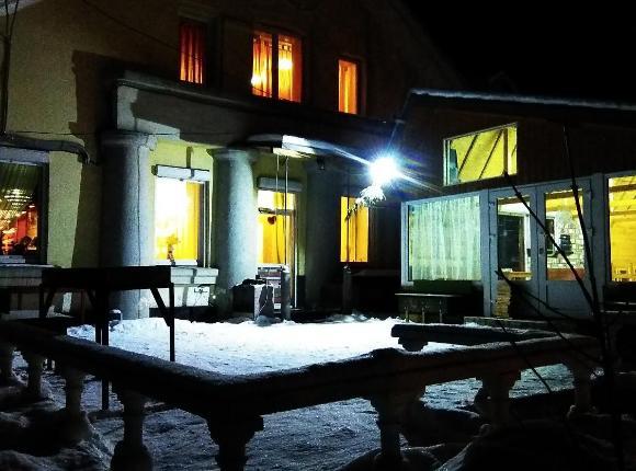 Гостиница Абырвалг, Новая Ладога