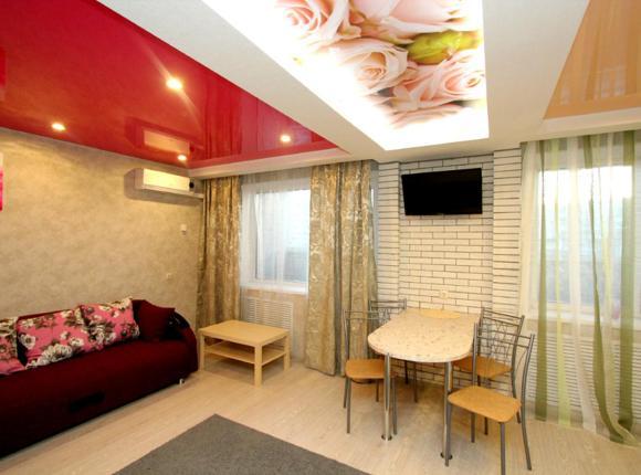 Apartment on st. Samotsvetnyy Bul'var, Екатеринбург