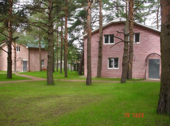 Коттеджный комплекс VseVspa, Всеволожск