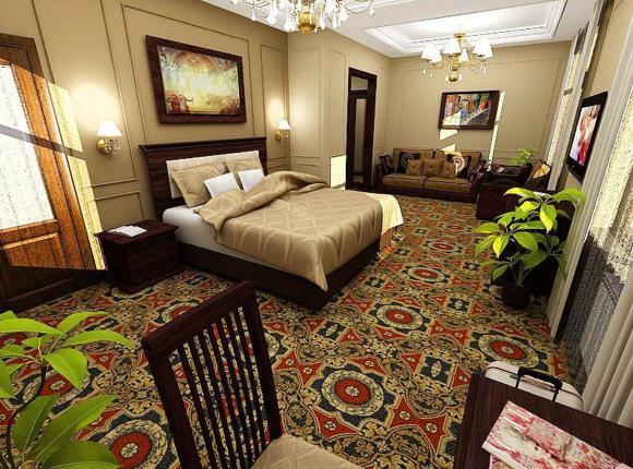 Отель Мегаполис Тверская, Москва