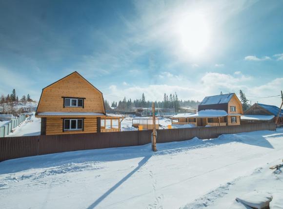 Дом для отпуска На озере Зюраткуль