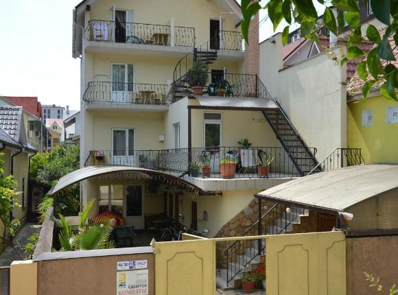 Гостевой дом Гавань-Адлер
