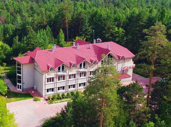 Гостиница Ермак, Саянск