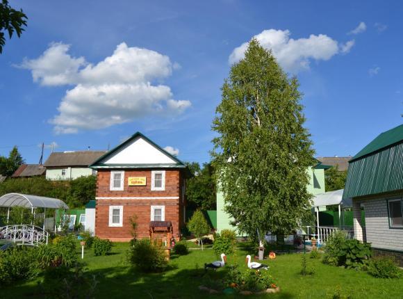 Гостевой дом Кубань, Дивеево