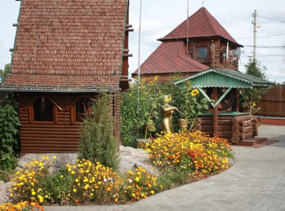 Отель Старый Двор, Павловское