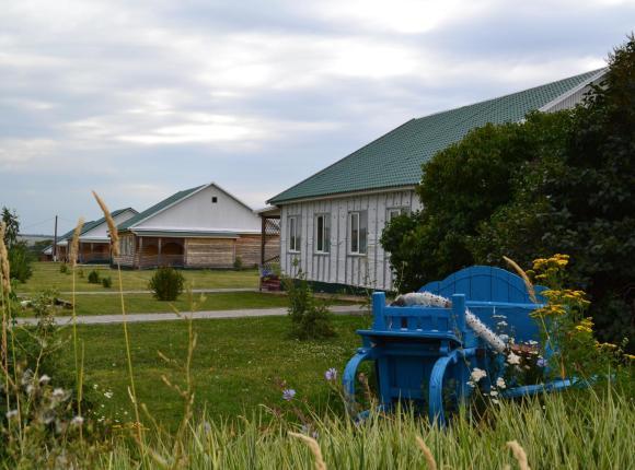 База отдыха Holiday Park, Новоягодное