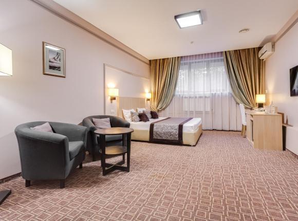 Отель Леон Спа, Москва