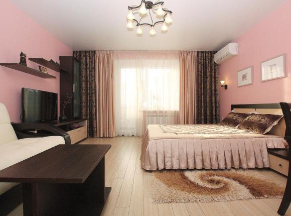 Апартаменты «Альт-Отель», Челябинск
